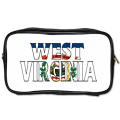 West Va Travel Toiletry Bag (one Side)