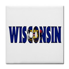 Wisconsin Face Towel