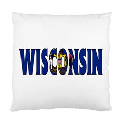 Wisconsin Cushion Case (One Side)