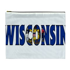 Wisconsin Cosmetic Bag (XL)