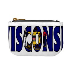 Wisconsin Coin Change Purse