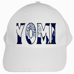 Wyoming White Baseball Cap