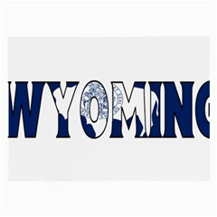 Wyoming Glasses Cloth (Large)