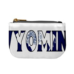 Wyoming Coin Change Purse