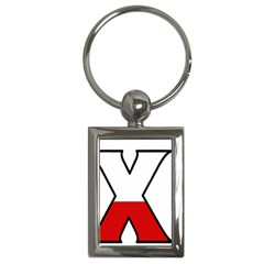 Texas Key Chain (Rectangle)