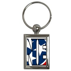 Tennessee Key Chain (Rectangle)