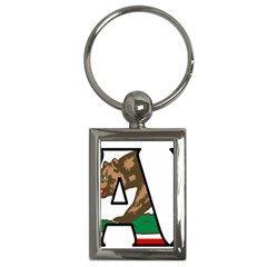Cali Key Chain (Rectangle)