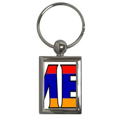 Armenia Key Chain (rectangle)