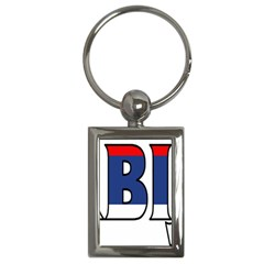 Serbia2 Key Chain (Rectangle)