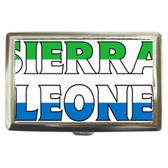 Sierra Cigarette Money Case