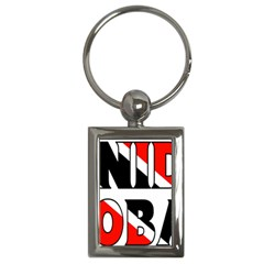 Trinidad Key Chain (Rectangle)