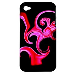 L234 Apple Iphone 4/4s Hardshell Case (pc+silicone)