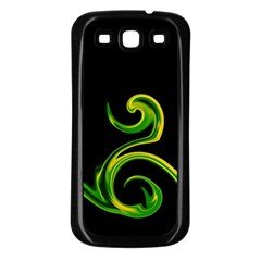 L235 Samsung Galaxy S3 Back Case (Black)