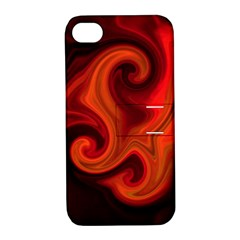 L237 Apple Iphone 4/4s Hardshell Case With Stand
