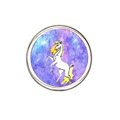 Framed Unicorn Golf Ball Marker 4 Pack (for Hat Clip)