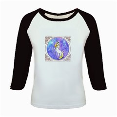 Framed Unicorn Women s Long Cap Sleeve T-Shirt