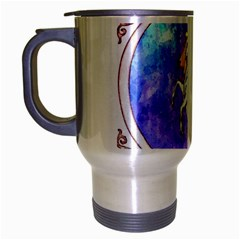 Framed Unicorn Travel Mug (silver Gray)
