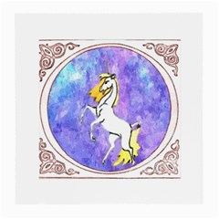 Framed Unicorn Glasses Cloth (medium)
