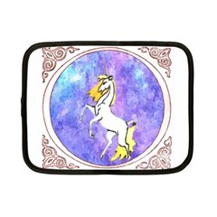 Framed Unicorn Netbook Case (Small)
