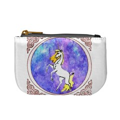 Framed Unicorn Coin Change Purse