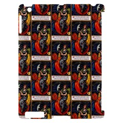 Halloween Vintage Apple iPad 2 Hardshell Case (Compatible with Smart Cover)
