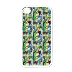 The Harmless Charms Of Halloween  Apple iPhone 4 Case (White)