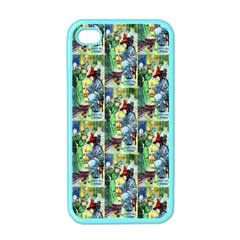 The Harmless Charms Of Halloween  Apple iPhone 4 Case (Color)