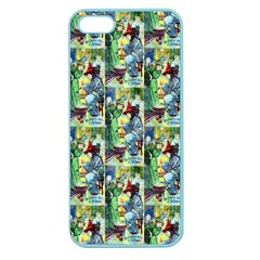 The Harmless Charms Of Halloween  Apple Seamless iPhone 5 Case (Color)