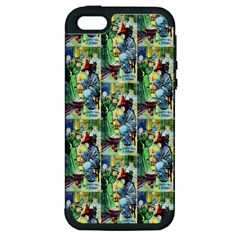 The Harmless Charms Of Halloween  Apple iPhone 5 Hardshell Case (PC+Silicone)