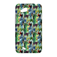 The Harmless Charms Of Halloween  HTC T328D (Desire VC) Hardshell Case
