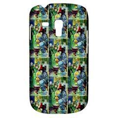 The Harmless Charms Of Halloween  Samsung Galaxy S3 MINI I8190 Hardshell Case