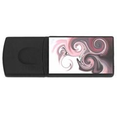 L238 2GB USB Flash Drive (Rectangle)