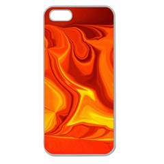 L239 Apple Seamless Iphone 5 Case (clear)