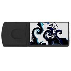 L240 1GB USB Flash Drive (Rectangle)
