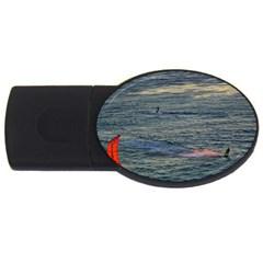 Bc17 4GB USB Flash Drive (Oval)