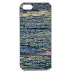 Bc17 Apple Seamless Iphone 5 Case (clear)