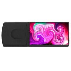 L2340 2GB USB Flash Drive (Rectangle)
