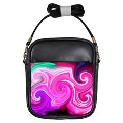 L2340 Girl s Sling Bag