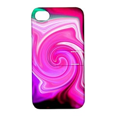 L2340 Apple iPhone 4/4S Hardshell Case with Stand