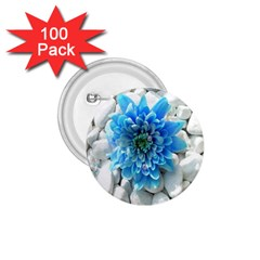 Blue 1 75  Button (100 Pack)