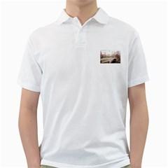 581163 10151851386387103 949252325 N Mens  Polo Shirt (white)