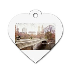 581163 10151851386387103 949252325 N Dog Tag Heart (Two Sided)