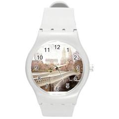 581163 10151851386387103 949252325 N Plastic Sport Watch (medium)