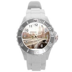 581163 10151851386387103 949252325 N Plastic Sport Watch (Large)