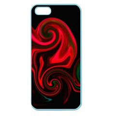L242 Apple Seamless Iphone 5 Case (color)