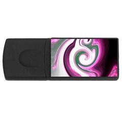 L244 4GB USB Flash Drive (Rectangle)