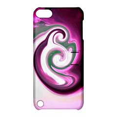 L244 Apple iPod Touch 5 Hardshell Case with Stand