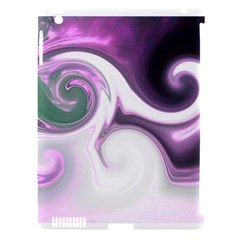L245 Apple Ipad 3/4 Hardshell Case (compatible With Smart Cover)