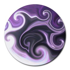 L246 8  Mouse Pad (round)