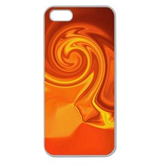 L247 Apple Seamless iPhone 5 Case (Clear)